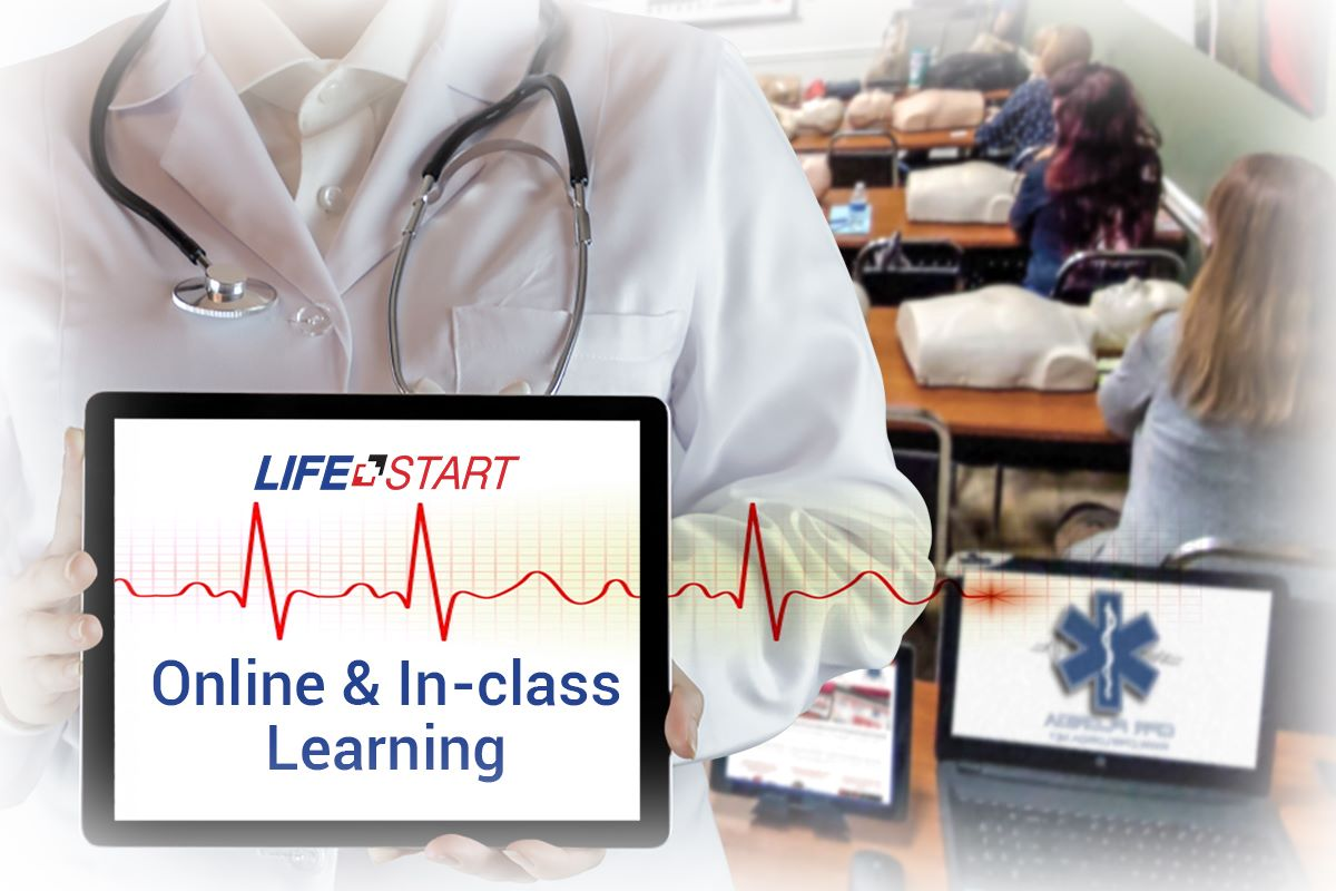 Blended Workplace Standard First Aid CPR/AED Level C 2021