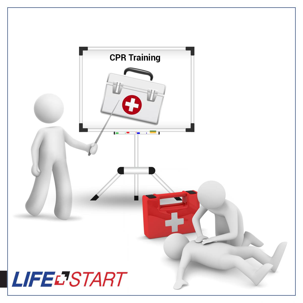 Workplace Standard First Aid CPR/AED Level C